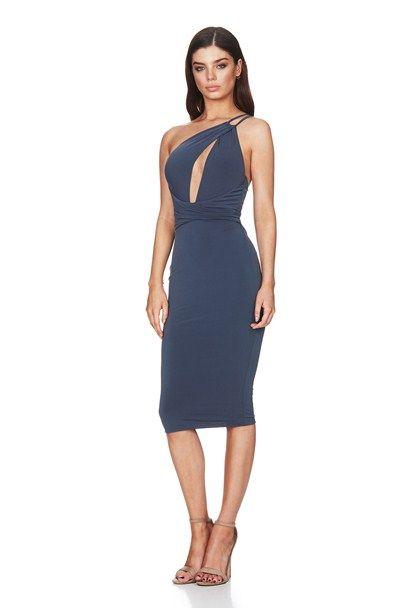 e8a288f3a2f5 XENA MIDI DRESS   Buy Designer Dresses Online at Nookie