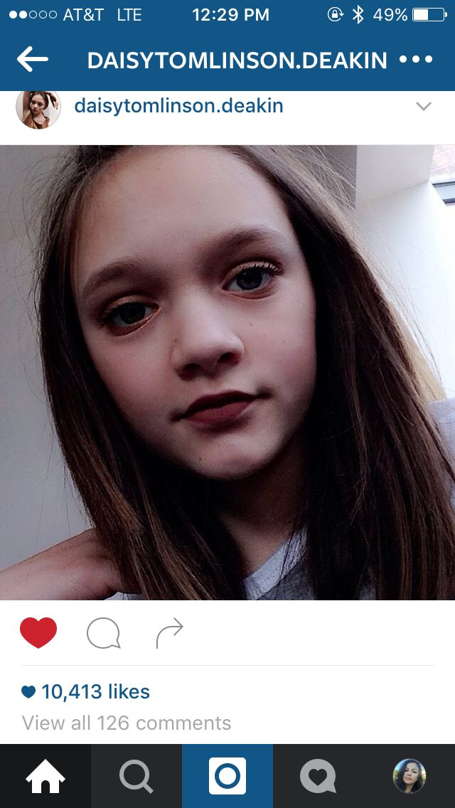 Louis's sister posted