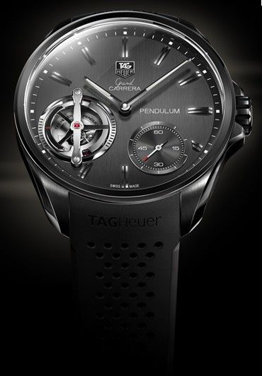 ed7d06ec7d8 Tag heuer Grand Carrera Pendulum | Watches in 2019 | Watches for men ...