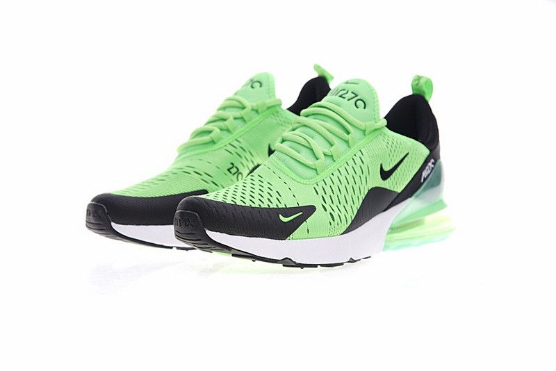 new product 0afc4 aec7e Popular Nike Air Max 270 Apple Green White BLack AH8050 301 ...