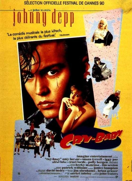 Watch Cry-Baby (1990) Full Movie Online Free