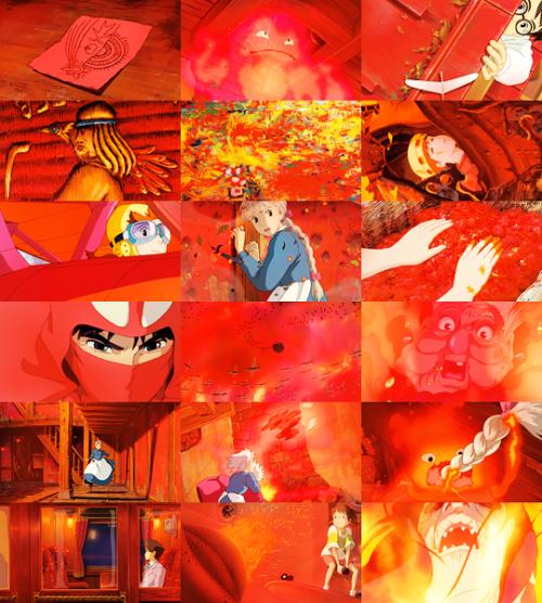 Red _ Ghibli