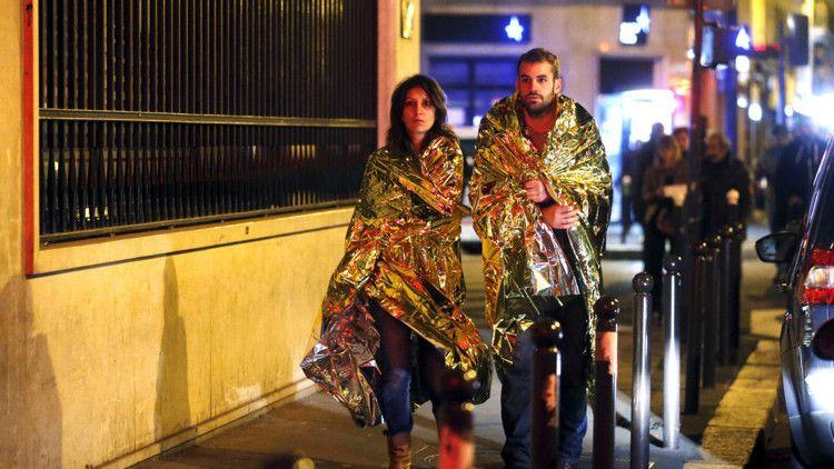 Víctimas del atentado en la sala de conciertos Bataclan