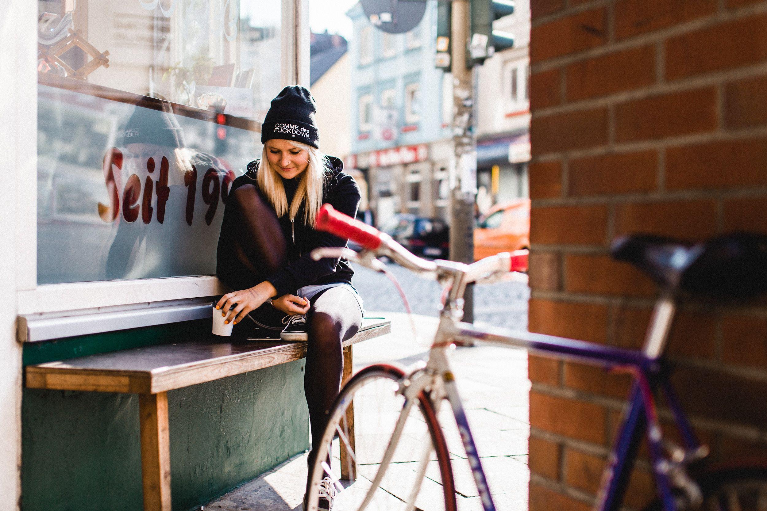 Fixed Gear Girl Taiwan We Are Traffic Fixed Gear Girl Bicycle