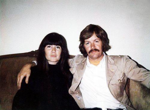 Anne Rice comtalentosa, marido Stan Rice