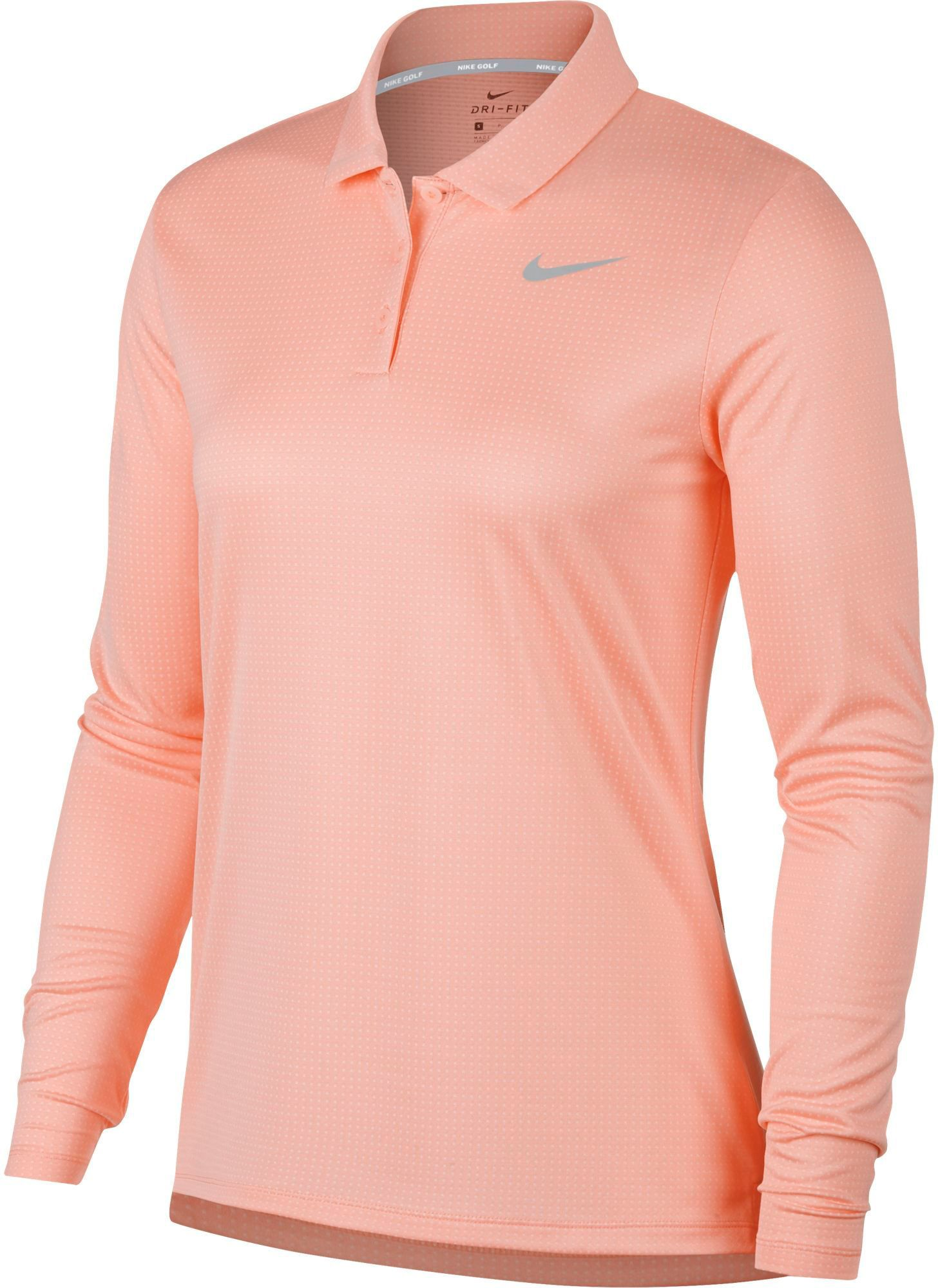 4bfde7b3 Nike Women's Dry Long Sleeve Core Golf Polo, Multiple Colors (on various  websites). This is ideal for December, once the sun goes down (and they're  likely ...