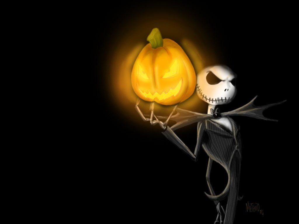 The Nightmare Before Christmas Backgrounds Wallpaper