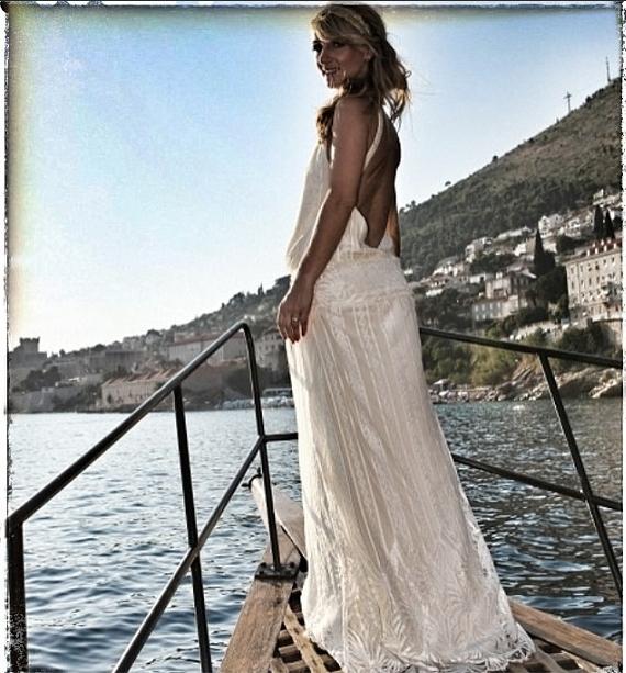 Vintage Wedding Dresses Glasgow: #charliebrear #bride Lalique #lace