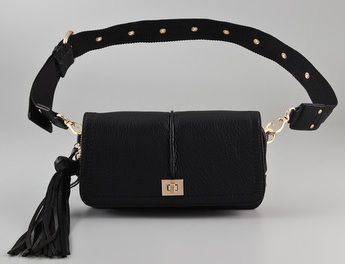 Designer Pack Belt Bag Von Furstenberg Bagx Diane Elaine New