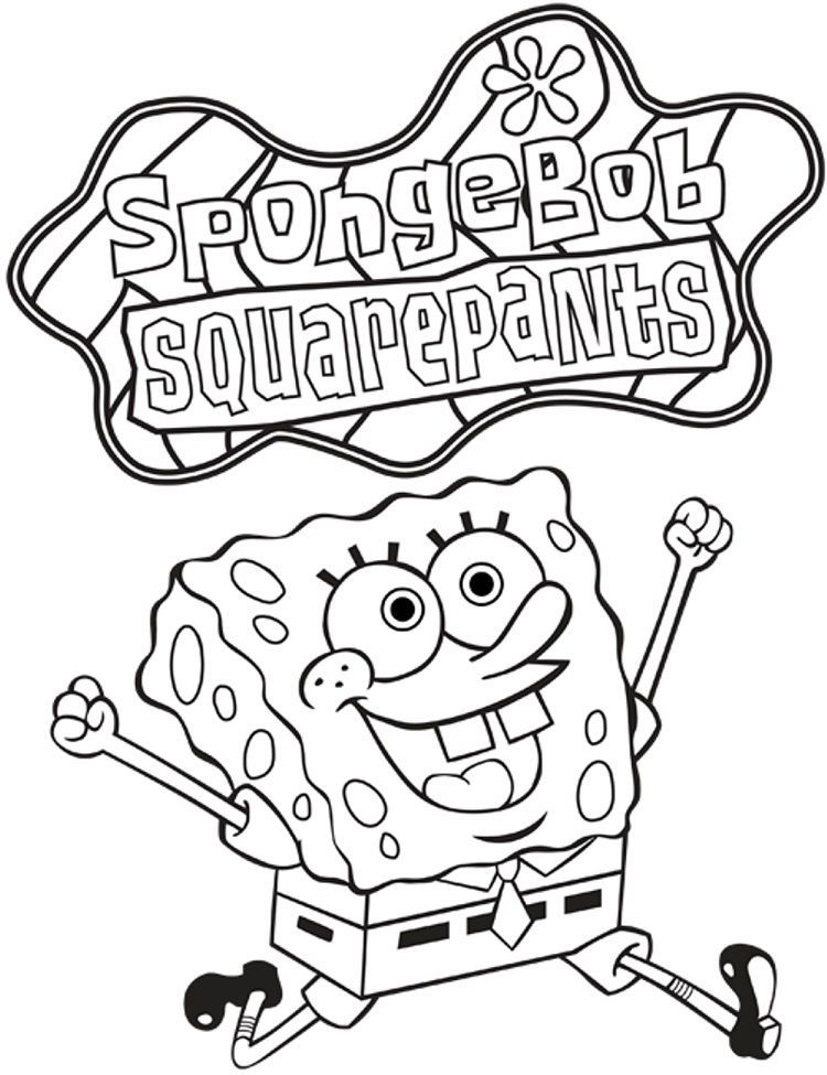 Spongebob Coloring Pages Nickelodeon In 2020 Spongebob Coloring Halloween Coloring Pages Printable Coloring Books