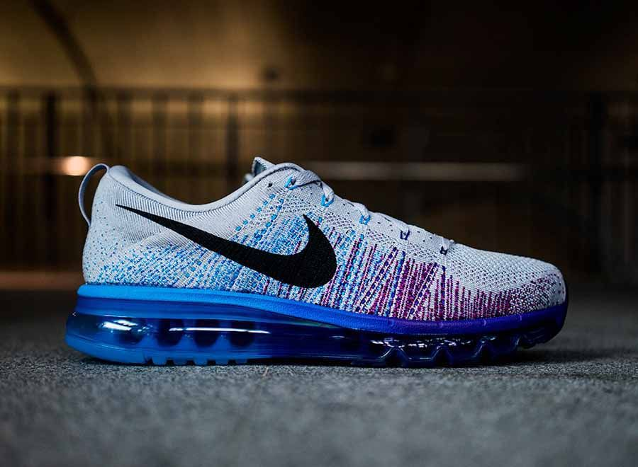nike air max 2014 flyknit purple