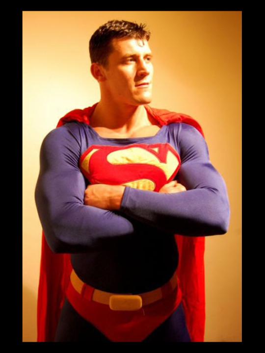 Superman bound
