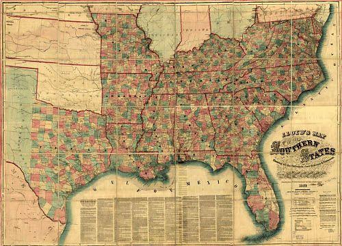 southern states Missouri Southern Livin Pinterest