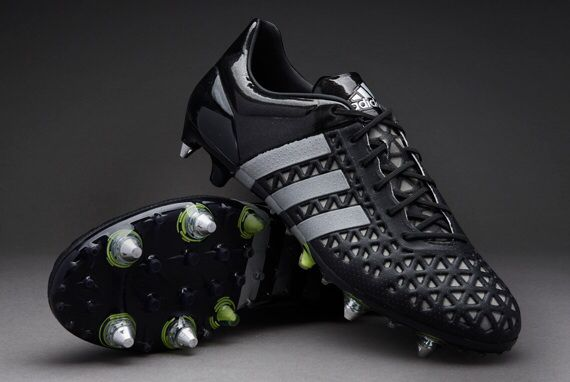 outlet store 6a72a cfa57 Adidas Ace 15.1 black. Like this !! | soccer gear | Football ...