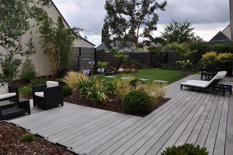 Terrasse bois ipé Pour mon jardin Pinterest Decking - Comment Monter Une Terrasse En Bois