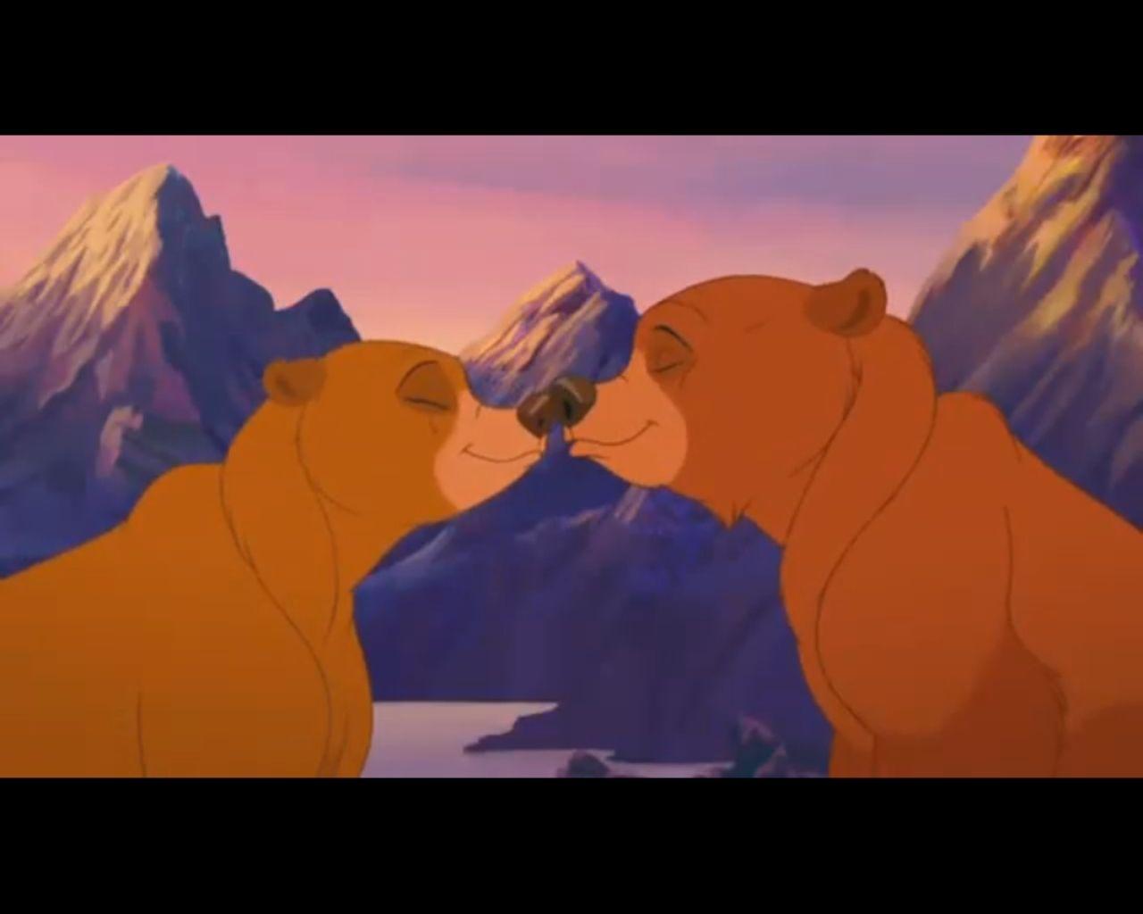 Brother Bear Welcome Eu Portuguese Youtube