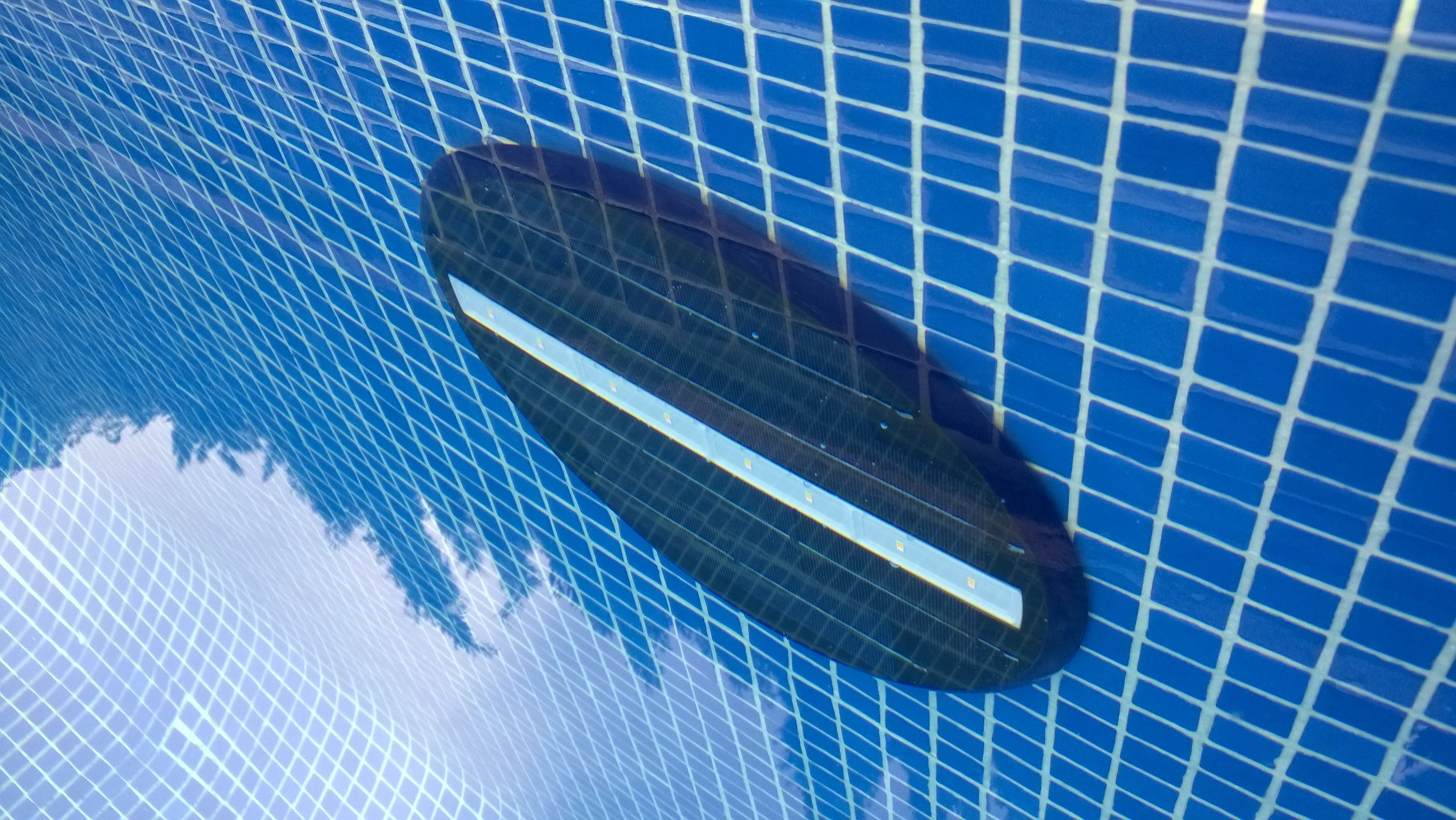 Pin On Underwater Solar Pool Light
