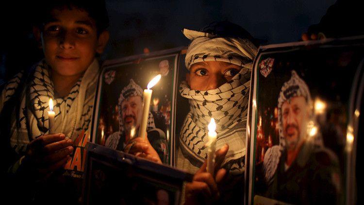 El Mossad israelí envenenaba el café de Yasir Arafat