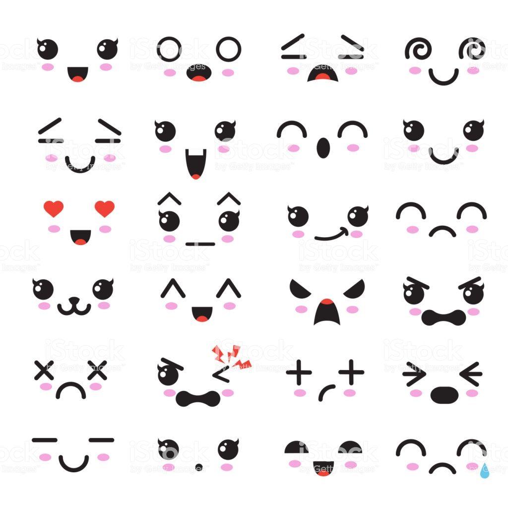 Kawaii Google Search Kawaii Kritzeleien Augen Illustration Cartoon Augen