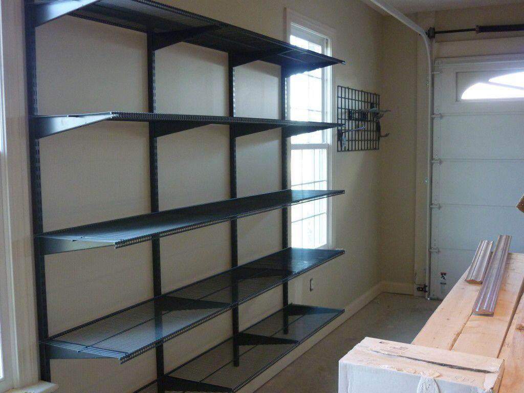 Pin By Melissa Miller On Tim S To Do List Garage Storage Shelves