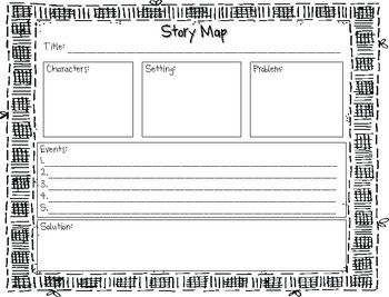 picture regarding Printable Story Maps titled printable tale maps Tale Map for very first or instant quality
