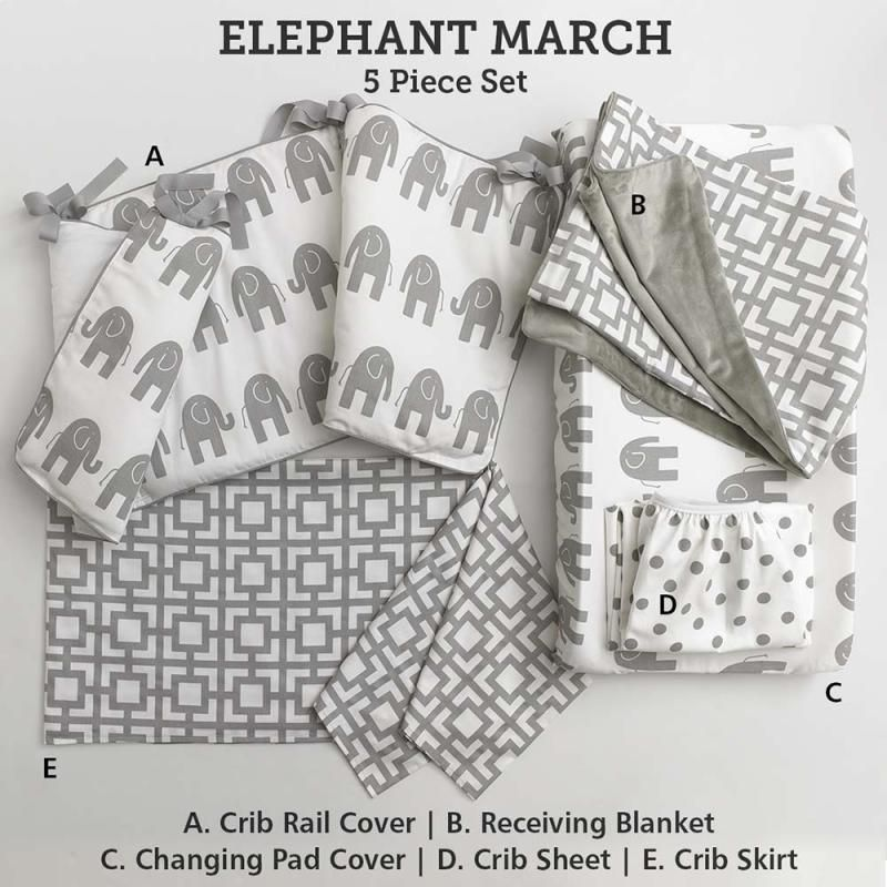 Elephant March 5 pc set 50019555 by Bassett Furniture in Portland ...