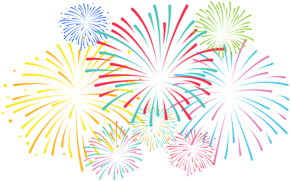 Fireworks Transparent Clip Art Diwali