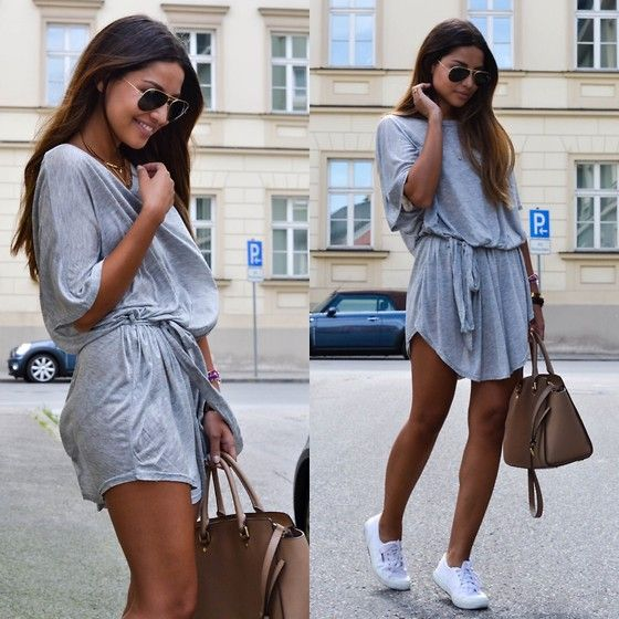 Get this look: http://lb.nu/look/7964712  More looks by OFFICIAL DRESSED: http://lb.nu/officialdressed  Items in this look:  , Superga, Michael Kors   #look #summer #streetstyle