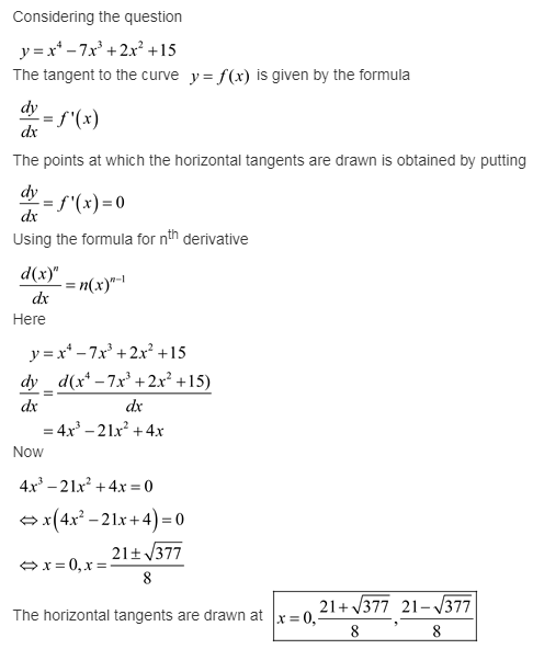 calculus chapter 3 derivatives answers