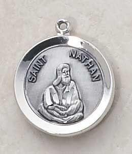 Saint Nathan (Patron of Nervousness)