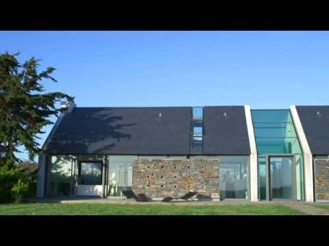 belle ile en mer maison individuelle opus 5 architectes dream house pinterest maison. Black Bedroom Furniture Sets. Home Design Ideas