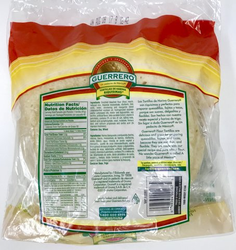 Guerrero Flour Tortillas 2 20 Ct Tortillas De Harina Riquisimas 8 Flour Tortillas Tortillas De Harina Soft Tacos
