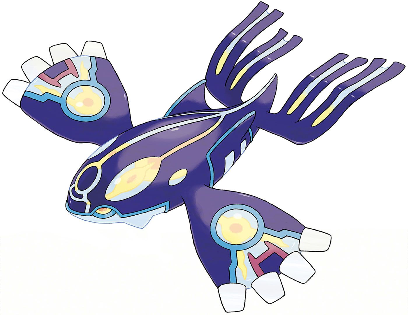Uncategorized How To Draw Kyogre primal kyogre characters art omega ruby and alpha sapphire