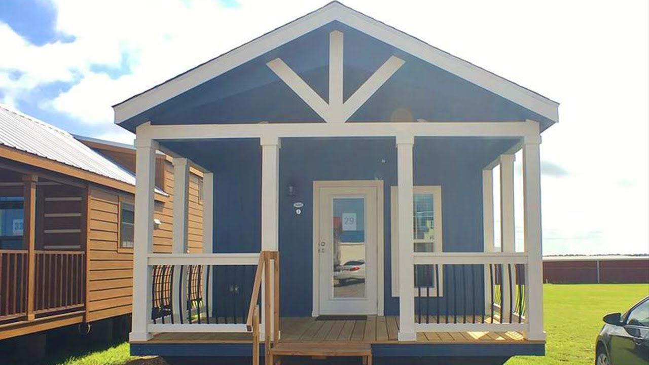 The Perfect Lake House Or Beach Cabin APH 522 Park Model