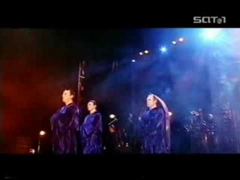 Gregorian - With Or Without You Live in Prague (U2