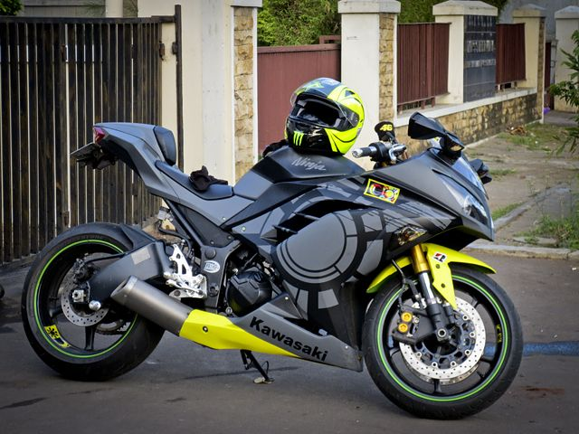 kawasaki ninja300 Поиск в google moto pinterest bike