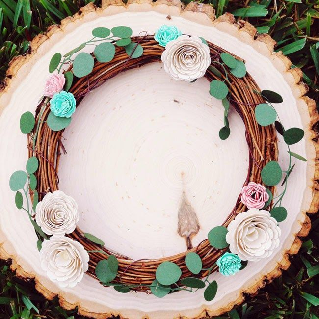 Pen n paper flowers craft diy paper floral woodland crown diy pen n paper flowers craft diy paper floral woodland crown mightylinksfo
