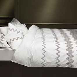 Marrakech Wavy #Bed Set from Embassy. Available on Wysada.com