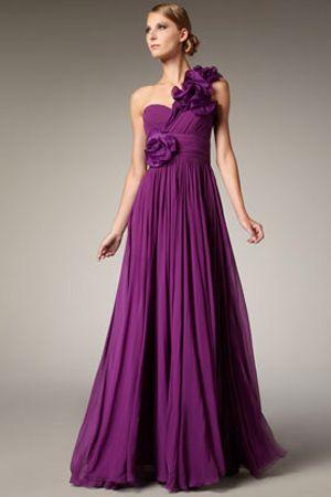 62 Cocktail Dresses For Your Bridesmaids Dresses Purple