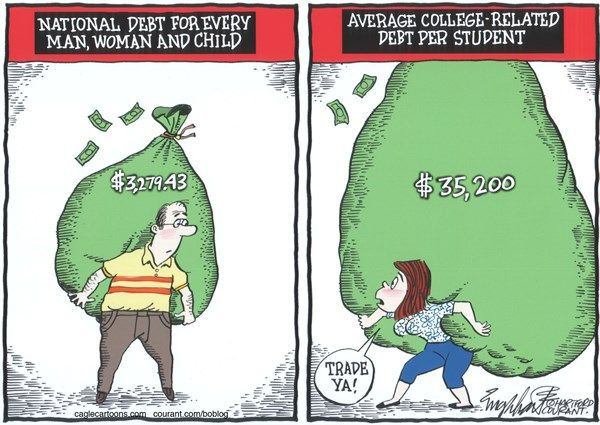 """college tuition satire The price is right which didn't quite feel like satire: """"new parents wisely start college what does it actually cost to attend college although tuition."""