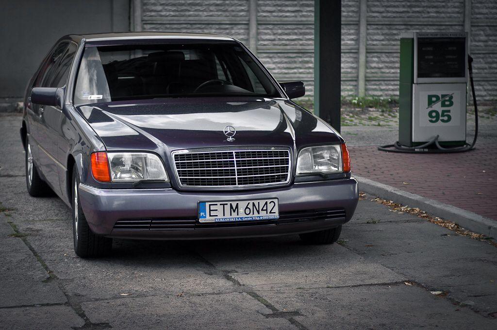 Mercedes benz s class w140 mercedes s class w140 for Mercedes benz w140
