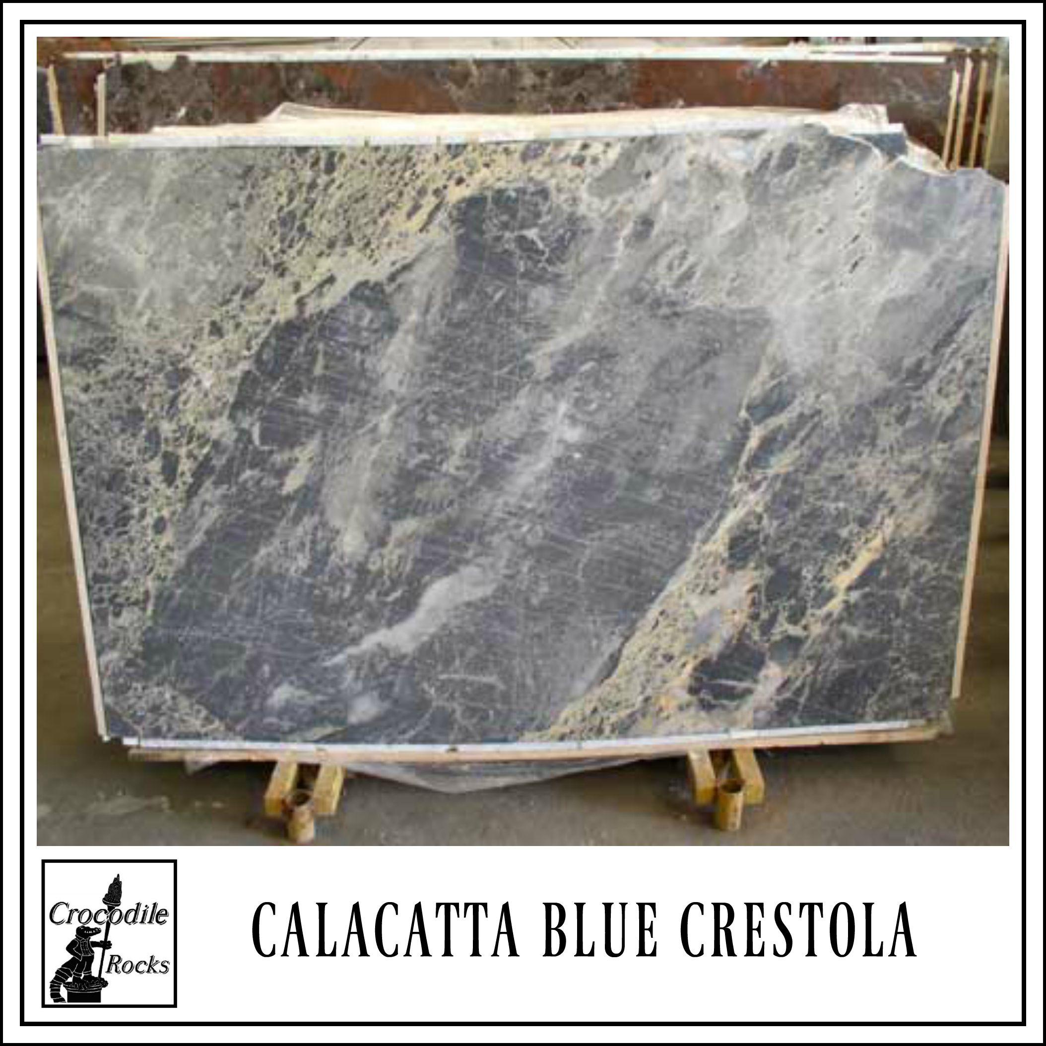 Washington marble and granite - Calacatta Blue Crestola Marble It Has The Most Beautiful Grey Blue Undertone Hue This