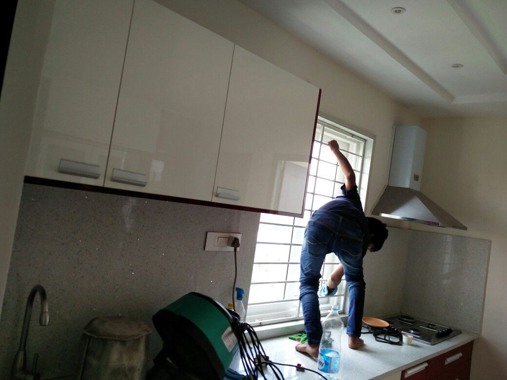 Just Serve\' Deep cleaning services in Hyderabad. Cleaning the ...