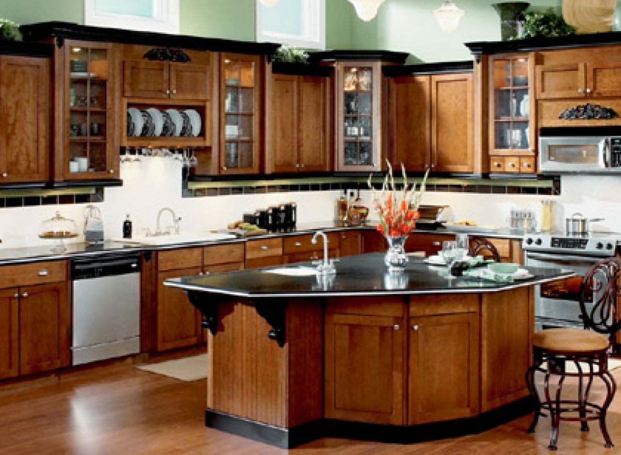 kitchen design layouts  Kitchen remodel layout designs ideas and photos of house home
