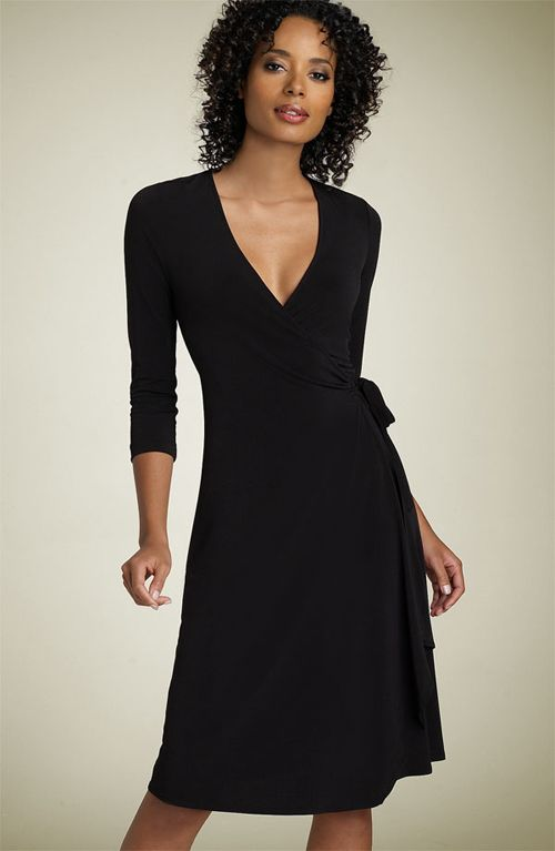 1000  images about The Little Black Dress on Pinterest - Wrap ...
