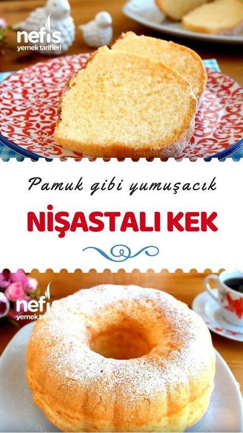 Nişastalı Pamuk Kek Tarifi nasıl yapılır? 446 kişinin defterindeki Nişastalı Pamuk Kek Tarifi'nin resimli anlatımı ve deneyenlerin fotoğrafları burada. Yazar: Hatice Akşit Erdoğan #glutenfreierezepte