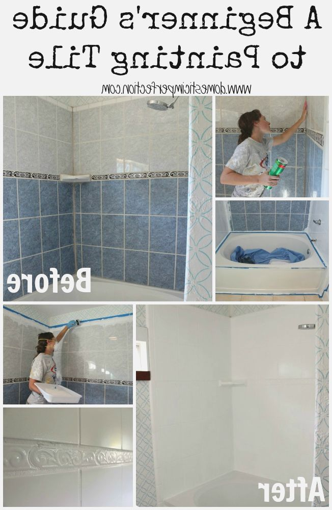 7 Reasons Why People Love Can You Paint Over Bathroom Tiles