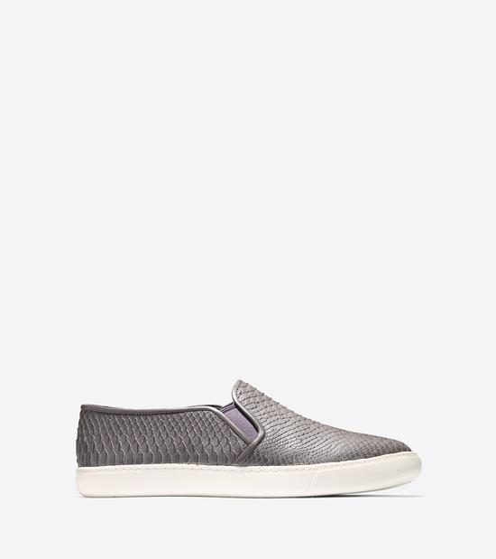 Cole Haan Womens Bowie Slip On Fashion Sneaker Shoes Women