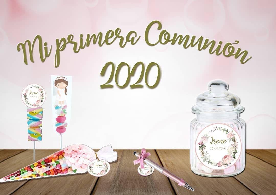 COMMUNION CUSTOM LABELS,Gift tags communion girl,Printable