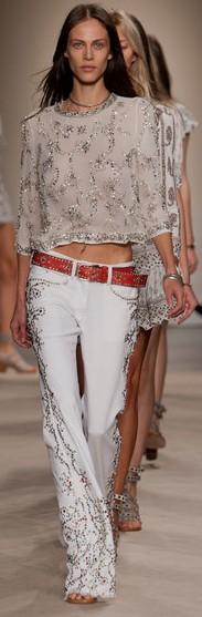 Isabel Marant SS 2013♥✤   Keep the Glamour   BeStayBeautiful